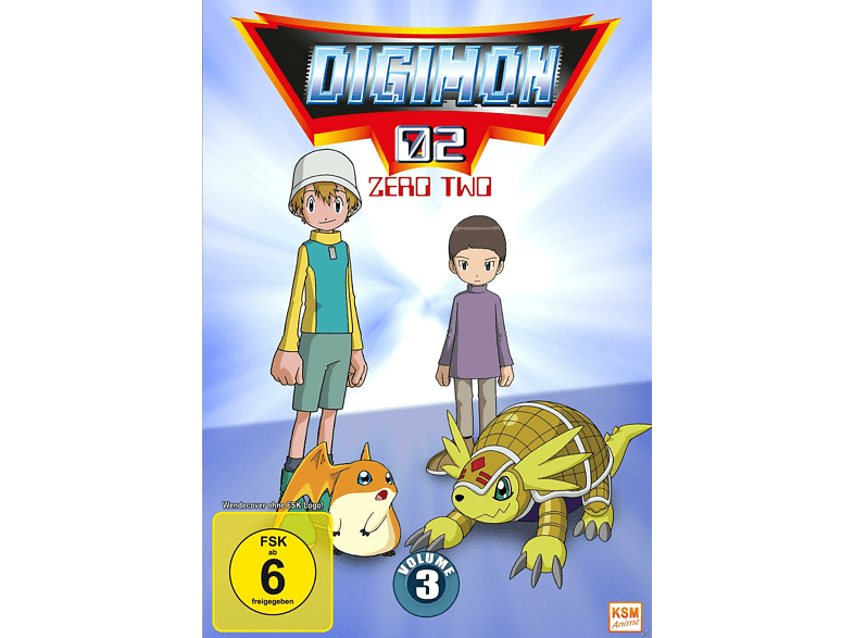 Digimon Adventure - Staffel 2.3 [DVD]