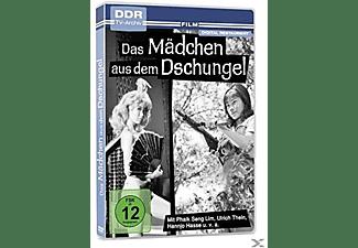 Das Mädchen aus dem Dschungel - DDR TV-Archiv DVD