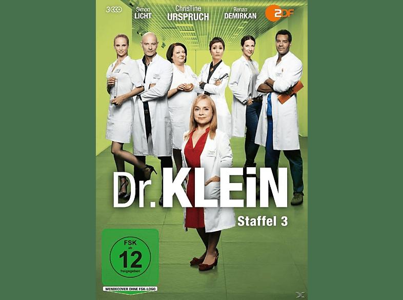 Dr. Klein - Staffel 3 [DVD]
