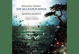 Kronos Quartet - The Sea Ranch Songs  - (CD + DVD Video)