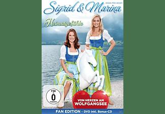 Sigrid & Marina - Heimatgefühle-Von Herzen am  - (CD + DVD Video)