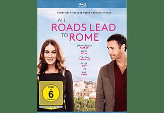 All Roads Lead to Rome Blu-ray