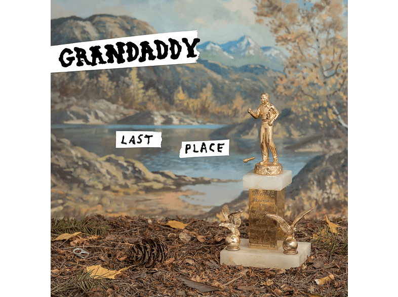 Grandaddy - Last Place [CD]