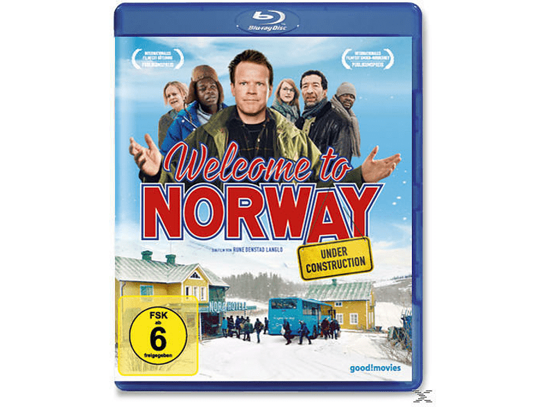 Welcome to Norway [Blu-ray]