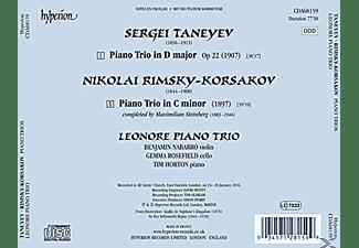 Leonore Piano Trio - Klaviertrios  - (CD)