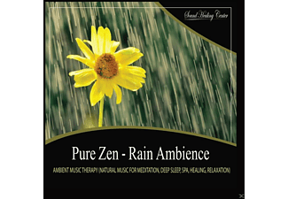 Sound Healing Center - Pure Zen-Rain Ambience  - (CD)