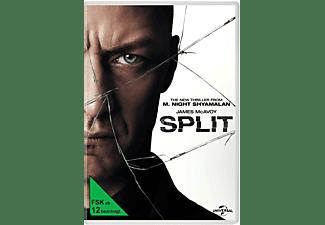 Split DVD