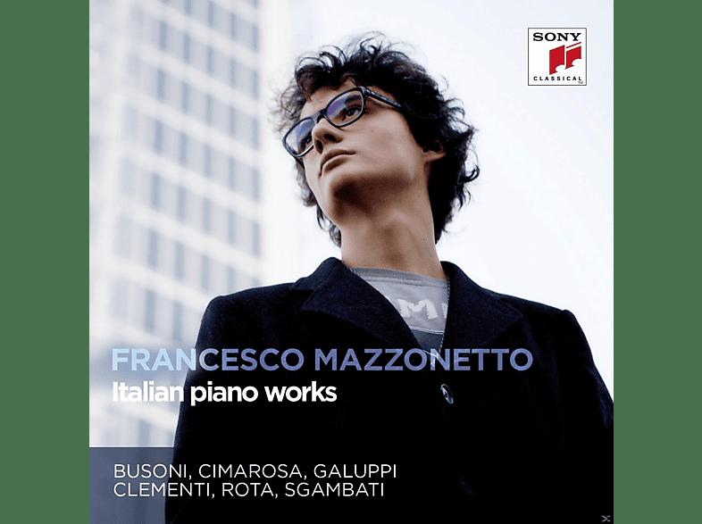Francesco Mazzonetto - Italian Piano Works [CD]