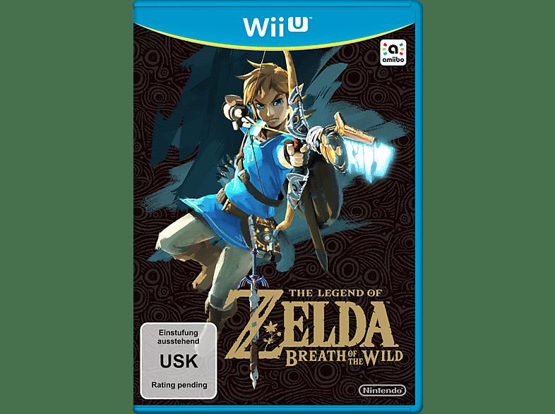 The Legend of Zelda: Breath of the Wild [Nintendo Wii U]