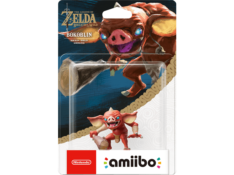 Bokblin - The Legend Of Zelda - Breath Of The Wild Collection