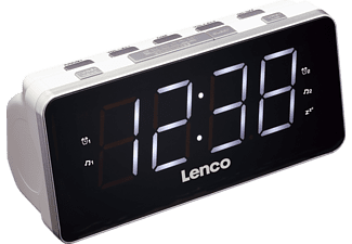 LENCO CR-18 wit