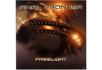 Final Frontier - FREELIGHT  - (CD)