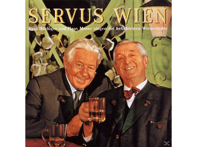 Paul Hörbiger - Servus Wien [CD]
