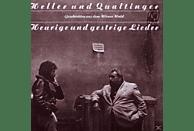 Qualtinger - HEURIGE & GESTRIGE LIEDER [CD]