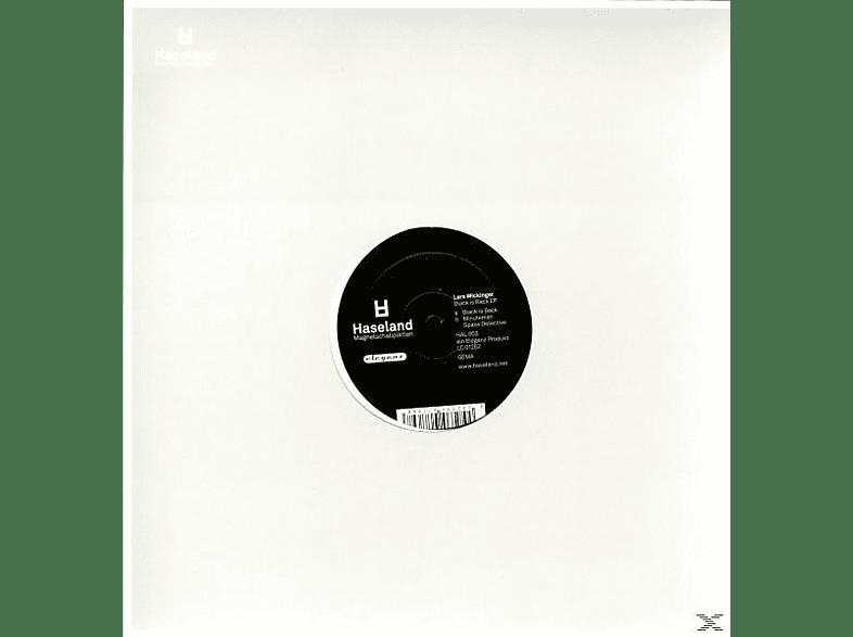 Lars Wickinger - BLACK IS BACK (EP) [Vinyl]