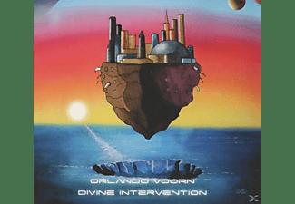 Orlando Voorn - Divine Intervention  - (CD)