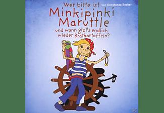 Jörg Kleemann - Wer bitte ist Minkipinki Maruttle  - (CD)