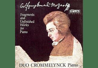 Duo Crommelynck - Fragmente und unvollendete Werke  - (CD)