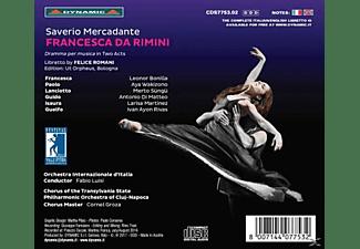 Bonilla Leonor/Luisi - Francesca da Rimini  - (CD)