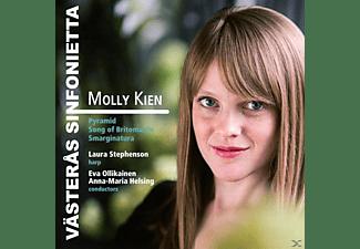 Stephenson/Helsing/Ollikainen/Västeras Sinfonietta - Orchesterwerke  - (CD)