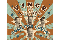 Vince And The Sun Boppers - Gone For Lovin' [CD]
