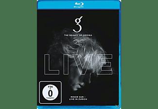 The Beauty Of Gemina - Minor Sun-Live In Zurich (Bl  - (Blu-ray)