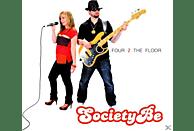 Societybe - Four 2 The Floor [CD]