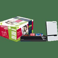 TELESTAR digiHD TT5 IR + Antenna 7 LTE  DVB-T2 HD Receiver (HDTV, DVB-T2 HD, Receiver schwarz, Antenne weiß)