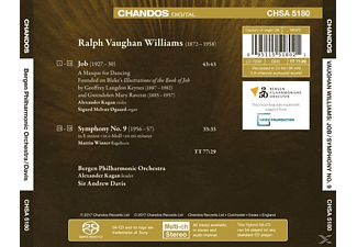Bergen Philharmonic Orchestra - Job/Sinfonie 9  - (SACD)