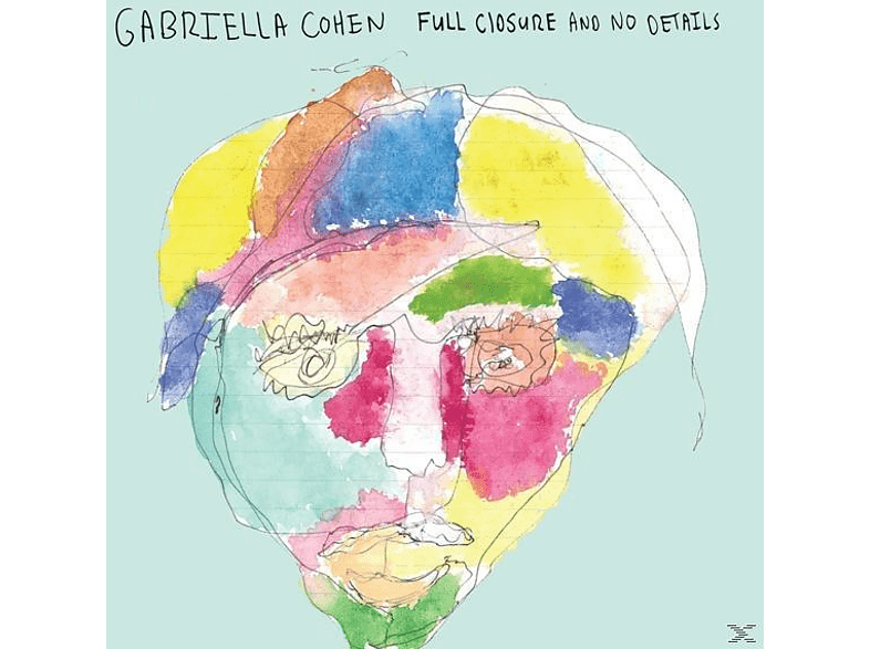 Gabriella Cohen - Full Closure And No Details [CD]