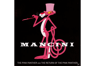 O.S.T. - PINK PANTHER/THE RETURN OF THE PINK PANTHER  - (CD)