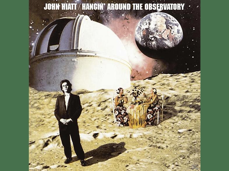 John Hiatt - HANGIN AROUND THE OBSERVATORY [CD]