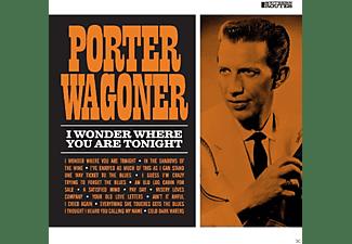 Porter Wagoner - I Wonder Where You Are  - (CD)