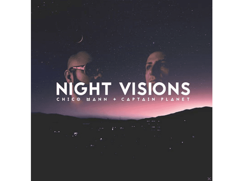 Chico Mann, Captain Planet - Night Visions [CD]