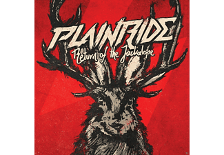 Plainride - Return Of The Jackalope  - (CD)