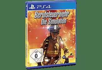 Berufsfeuerwehr - Die Simulation - [PlayStation 4]