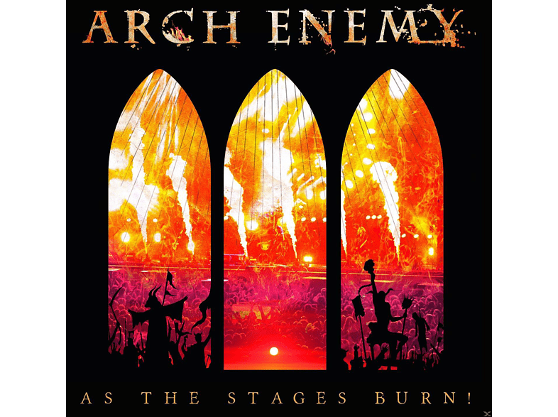 Arch Enemy - As The Stages Burn! [Vinyl]