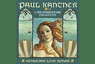 The Windowpane Collective, Paul Kantner/Jefferson Starship - Venusian Love Songs [CD]