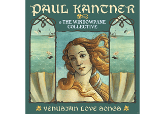 The Windowpane Collective, Paul Kantner/Jefferson Starship - Venusian Love Songs  - (CD)