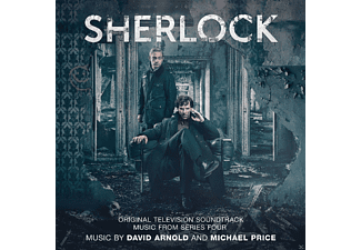 Michael Price - Sherlock 4  - (CD)