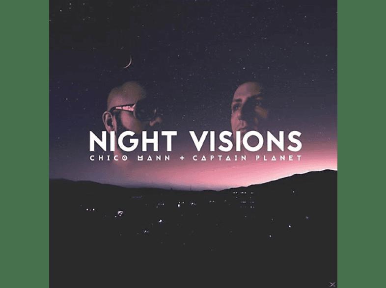 Captain Planet, Chico Mann - Night Visions (2LP) [Vinyl]