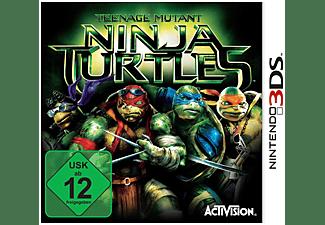 Teenage Mutant Ninja Turtles - [Nintendo 3DS]