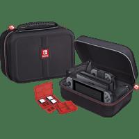 ALS Switch™ Deluxe Case Nintendo Switch Zubehör-Set, Schwarz