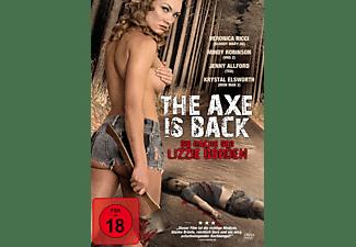 The Axe Is Back-Die Rache der Lizzie Borden DVD