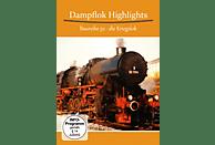 Dampflok Highlights-Baureihe 52 Die Kriegslok [DVD]