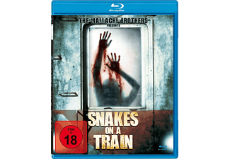 Snakes On A Train Blu-ray