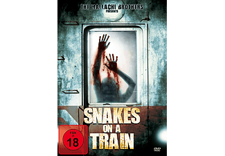 Snakes On A Train DVD