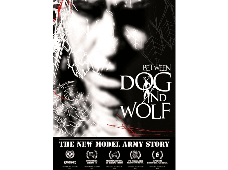 The New Model Army Story:Between Dog And Wolf [Blu-ray]
