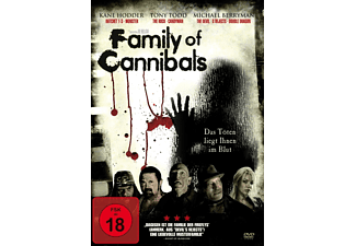 Family Of Cannibals-Das Töten liegt ihnen im Blut DVD
