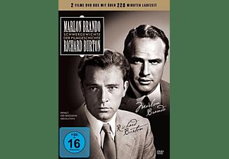 Marlon Brando & Richard Burton (2 Filme-220 Min.) DVD
